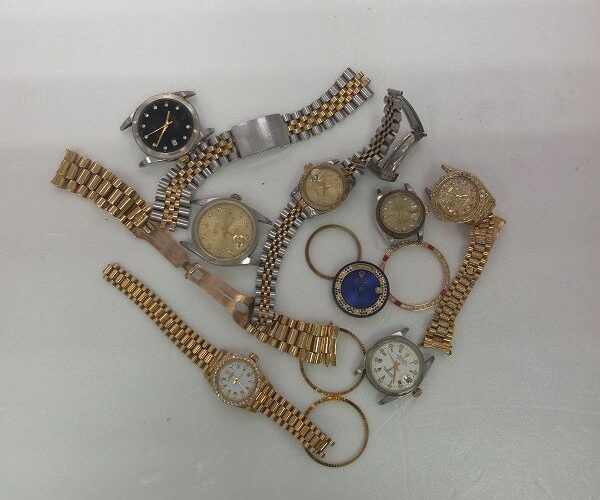 想要手錶借款 意外發現受騙多年 台中西屯王大哥案例